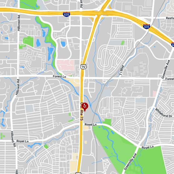 Location of Brooke Hull Agency